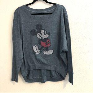 Mickey Mouse Crewneck XL